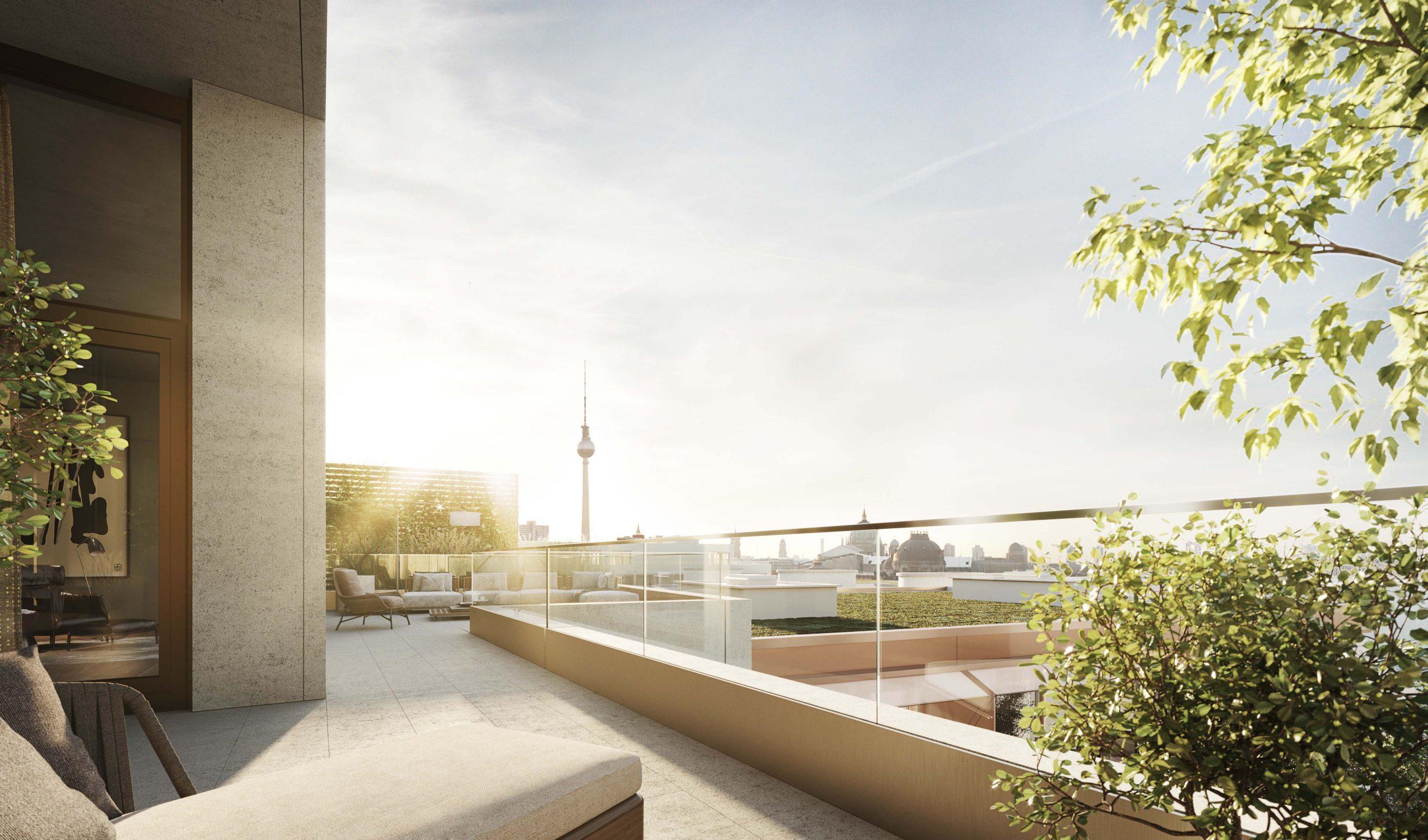 Form3 (JON) – Ausblick Penthouse